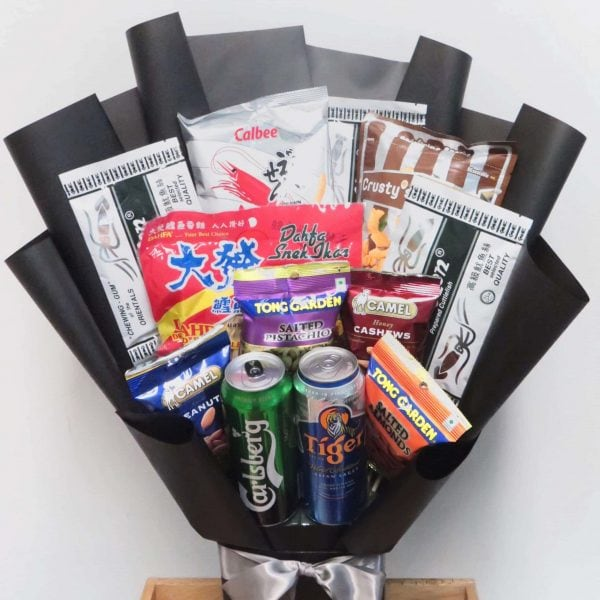Dad Snack Bouquet