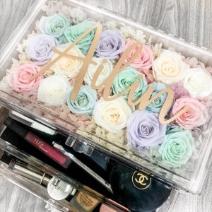 Premium Flowers Cometic Drawer