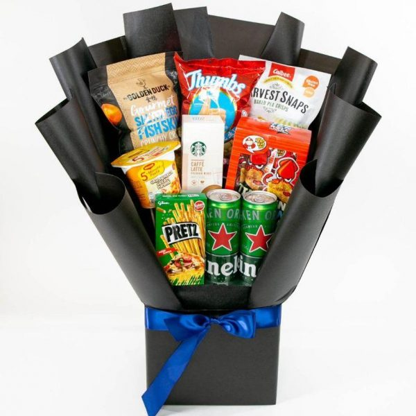 Dad Jokes Snack Bouquet