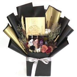 Asmara Wood Bouquet