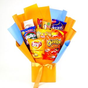 Cheese Snacks Bouquet