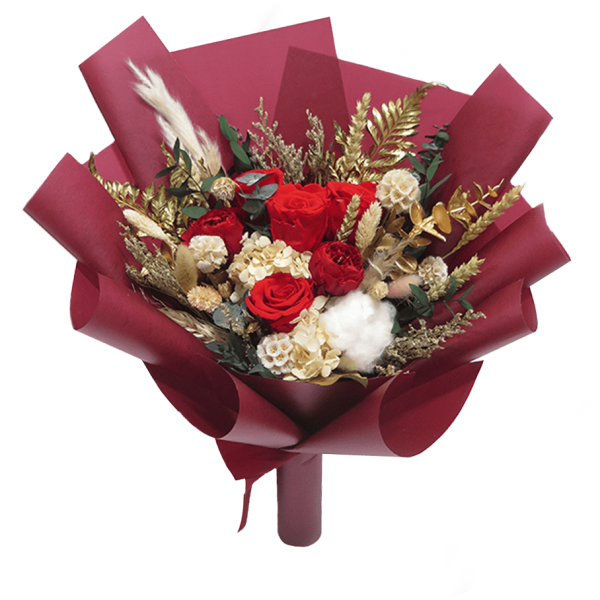 Moulin Rouge Bouquet